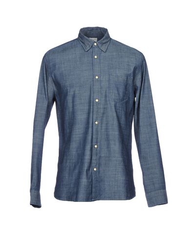 61cd630bb9f Selected Homme Denim Shirt - Men Selected Homme Denim Shirts online ...
