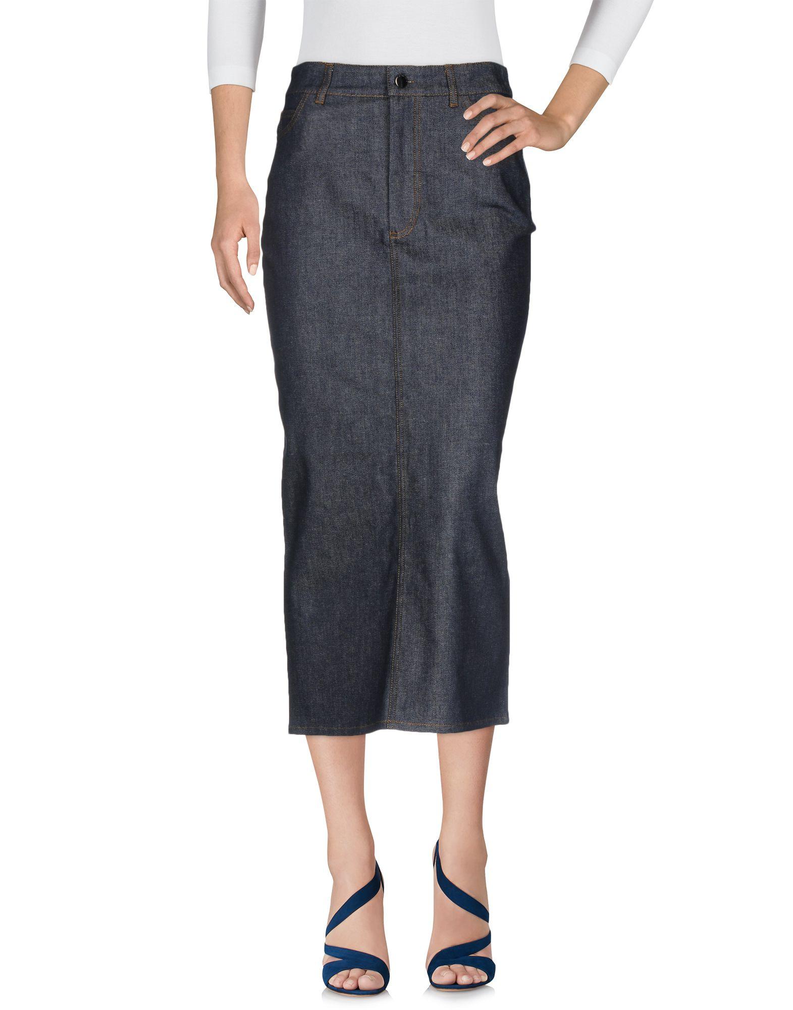 Gonna Jeans Victoria Beckham Denim Donna - Acquista online su 4O9SAadgK1