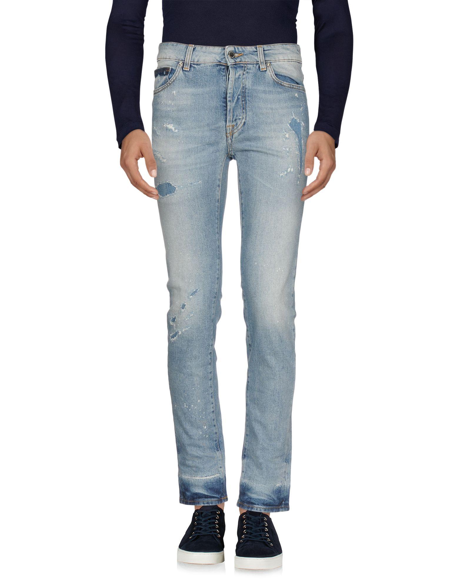 Pantaloni Jeans Marcelo Burlon Donna - Acquista online su