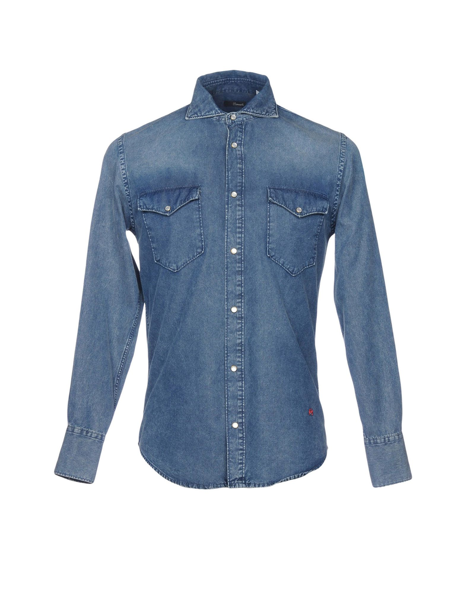 Camicia Jeans (+) People People (+) Uomo - 42672691PX 869410