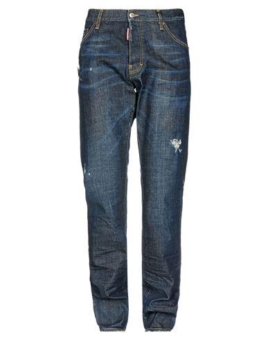 Pantaloni Jeans Dsquared2 Uomo - Acquista online su YOOX - 42672785JO 1d64bf9eb754