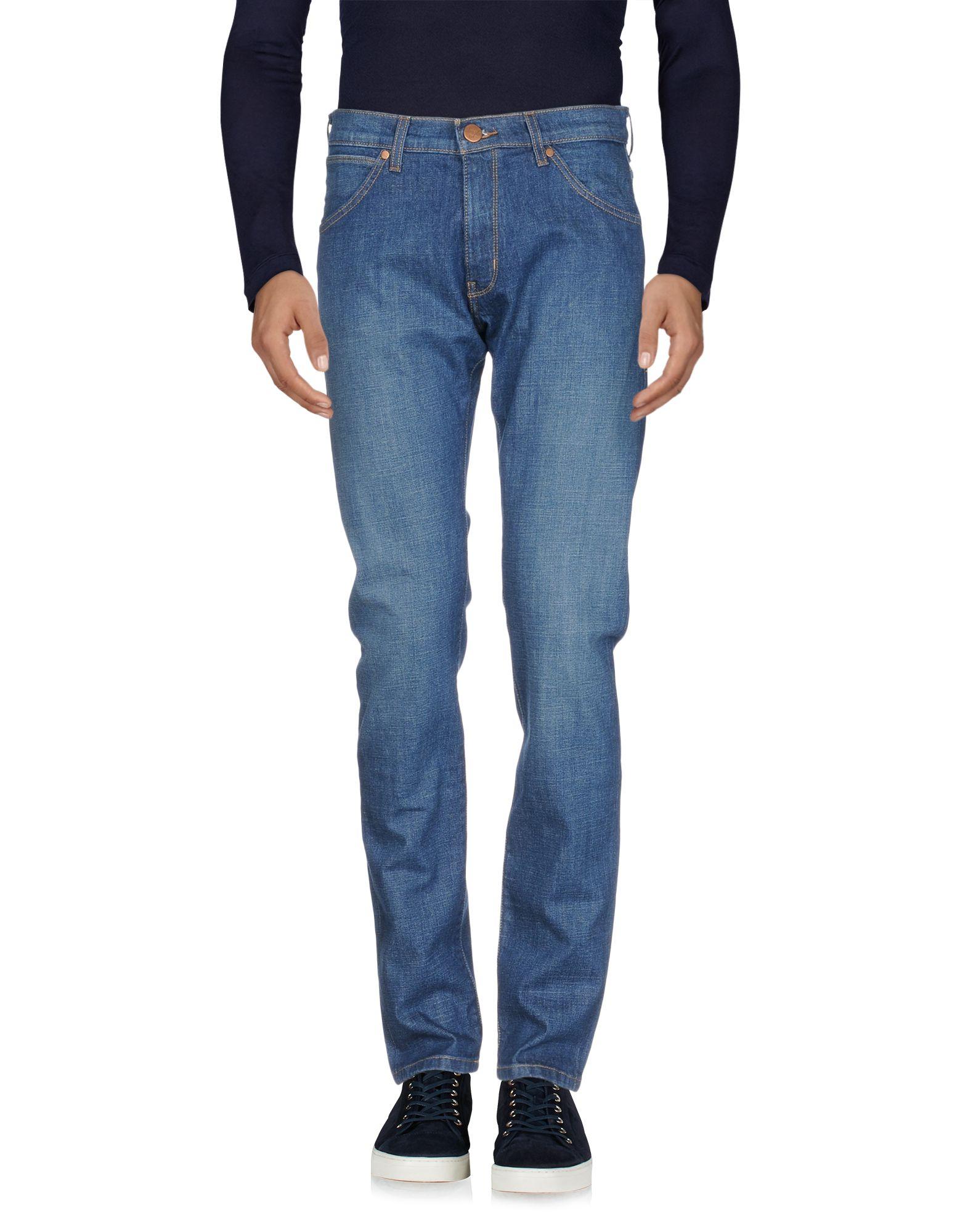 Pantaloni Jeans Wrangler Uomo - 42672834BI 42672834BI - 530709
