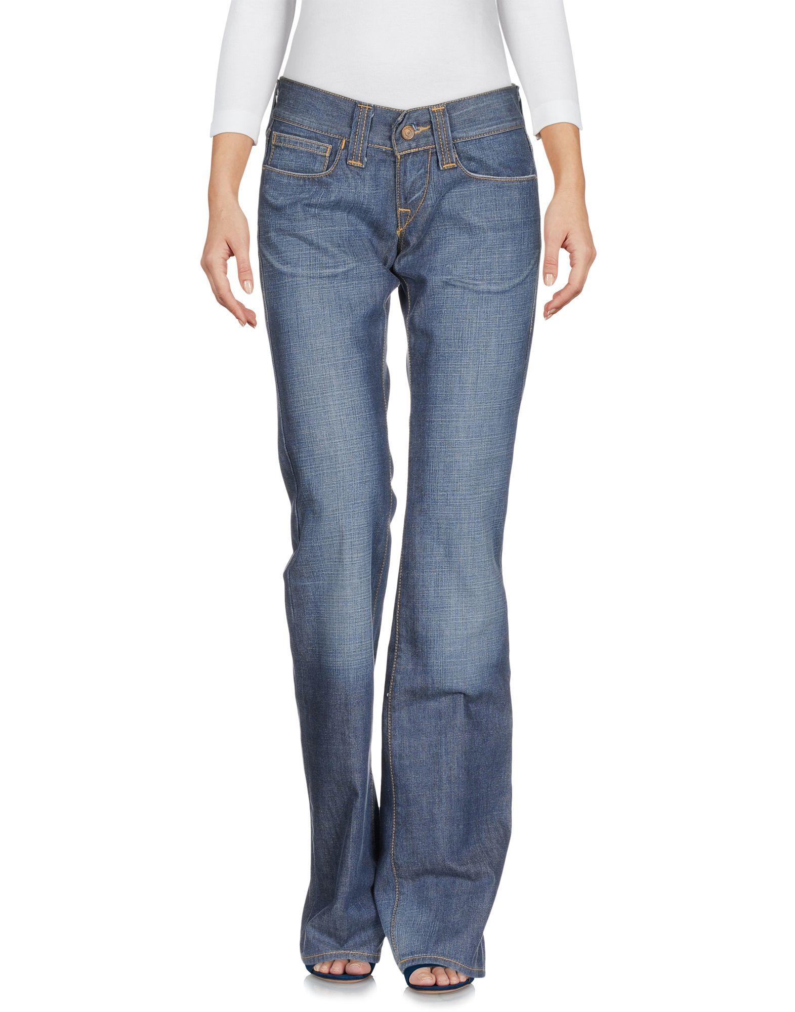 huge selection of d17e9 eaad6 FORNARINA Denim pants - Jeans and Denim   YOOX.COM