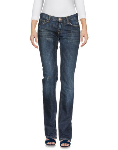 0e7693a0b77 Fornarina Denim Pants - Women Fornarina Denim Pants online on YOOX ...
