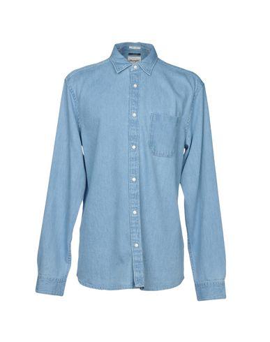 b0e5a488062 Джинсовая Рубашка Для Мужчин от Wrangler - YOOX Россия