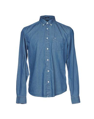 Wrangler Denim Shirt rabatt nettsteder fabrikkutsalg ReuPS