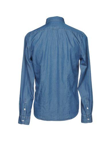 Camicia Jeans Wrangler Uomo - Acquista online su YOOX - 42673144WJ 741c7e52b2c