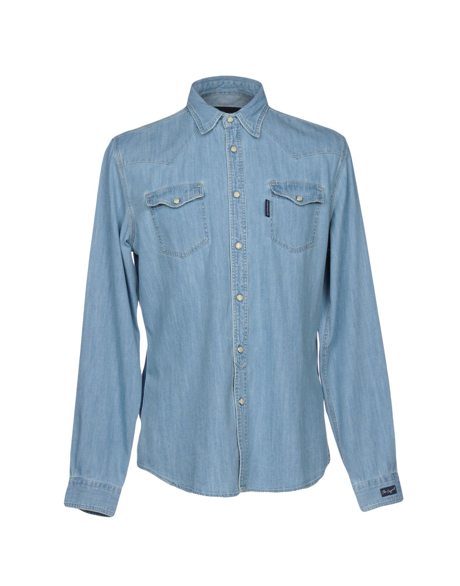 Camicia Jeans Hydrogen Donna - Acquista online su