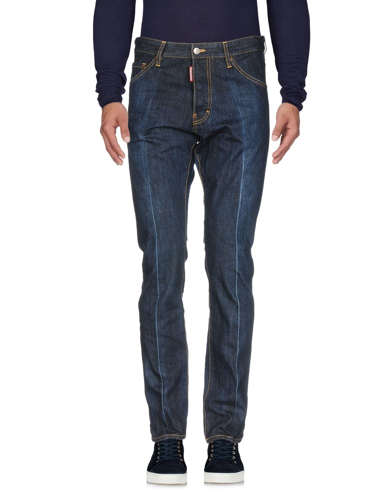 Pantaloni Jeans Dsquarosso2 Uomo - 42673178EQ 42673178EQ - d0f343