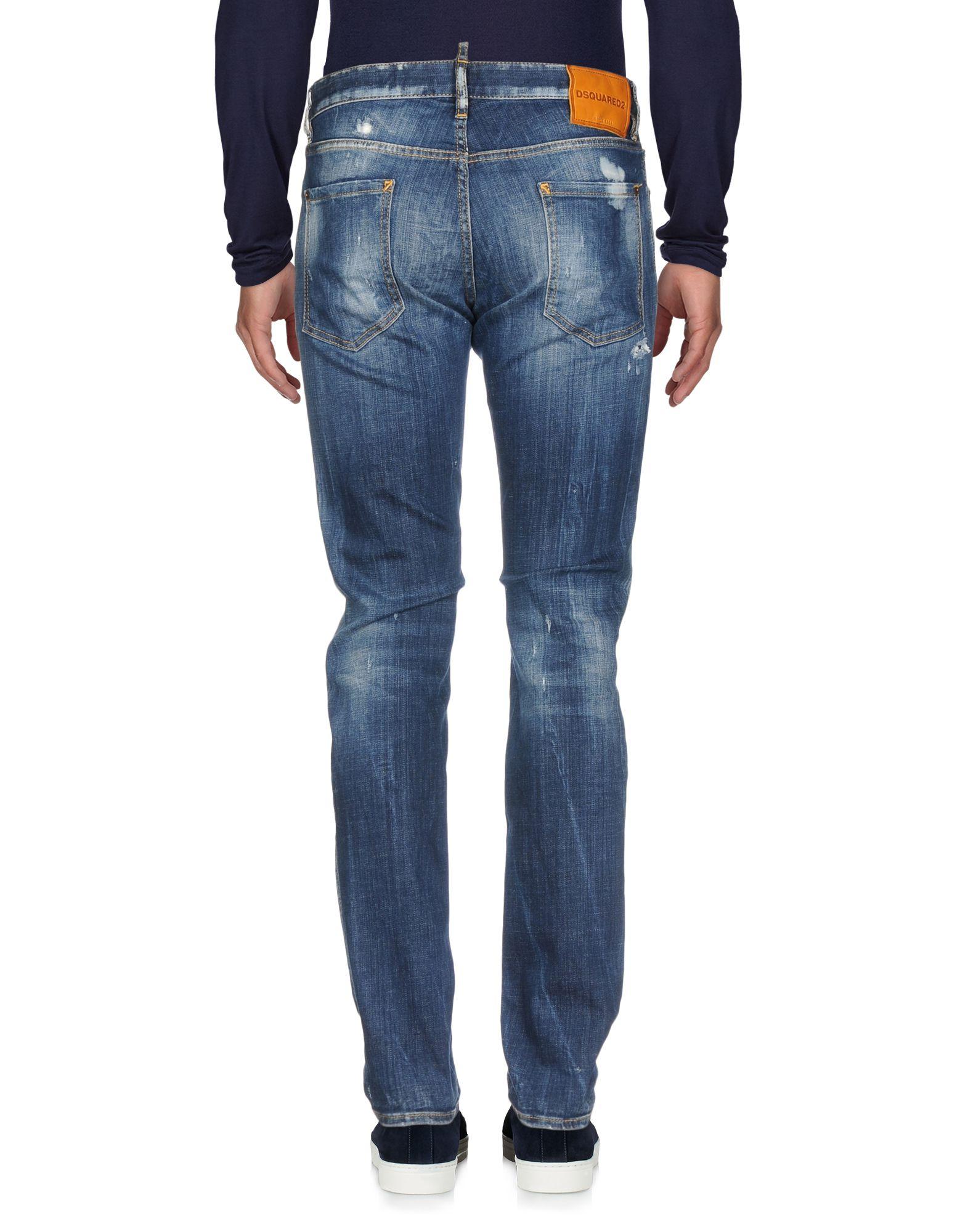 Pantaloni Jeans Dsquarosso2 Uomo Uomo Dsquarosso2 - 42673204XW 17a2fb