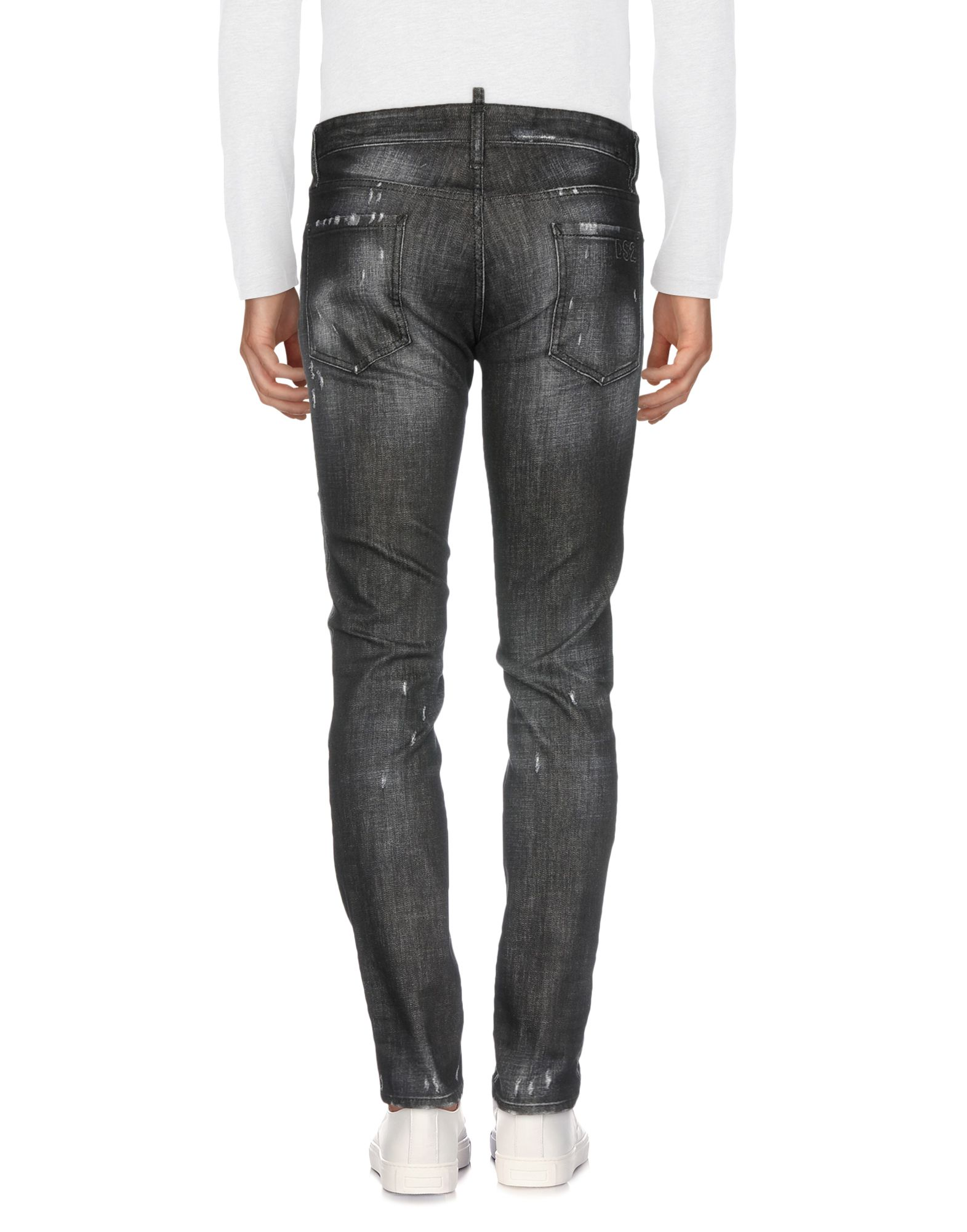 Pantaloni Jeans Dsquarosso2 Dsquarosso2 Jeans Uomo - 42673232KL 5f7709