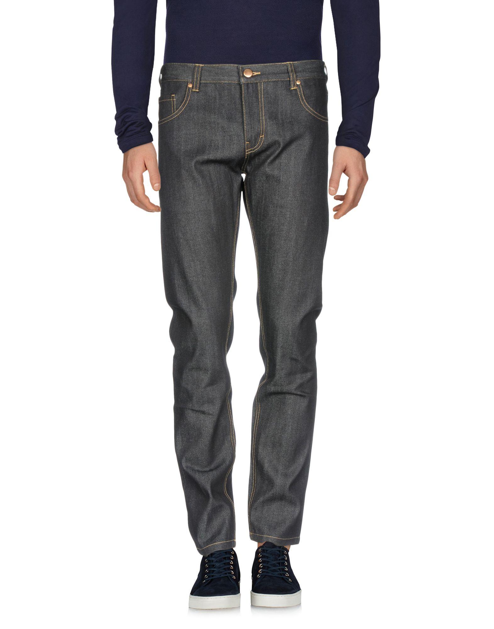 Pantaloni Jeans Et Al Design herren - 42673512WC