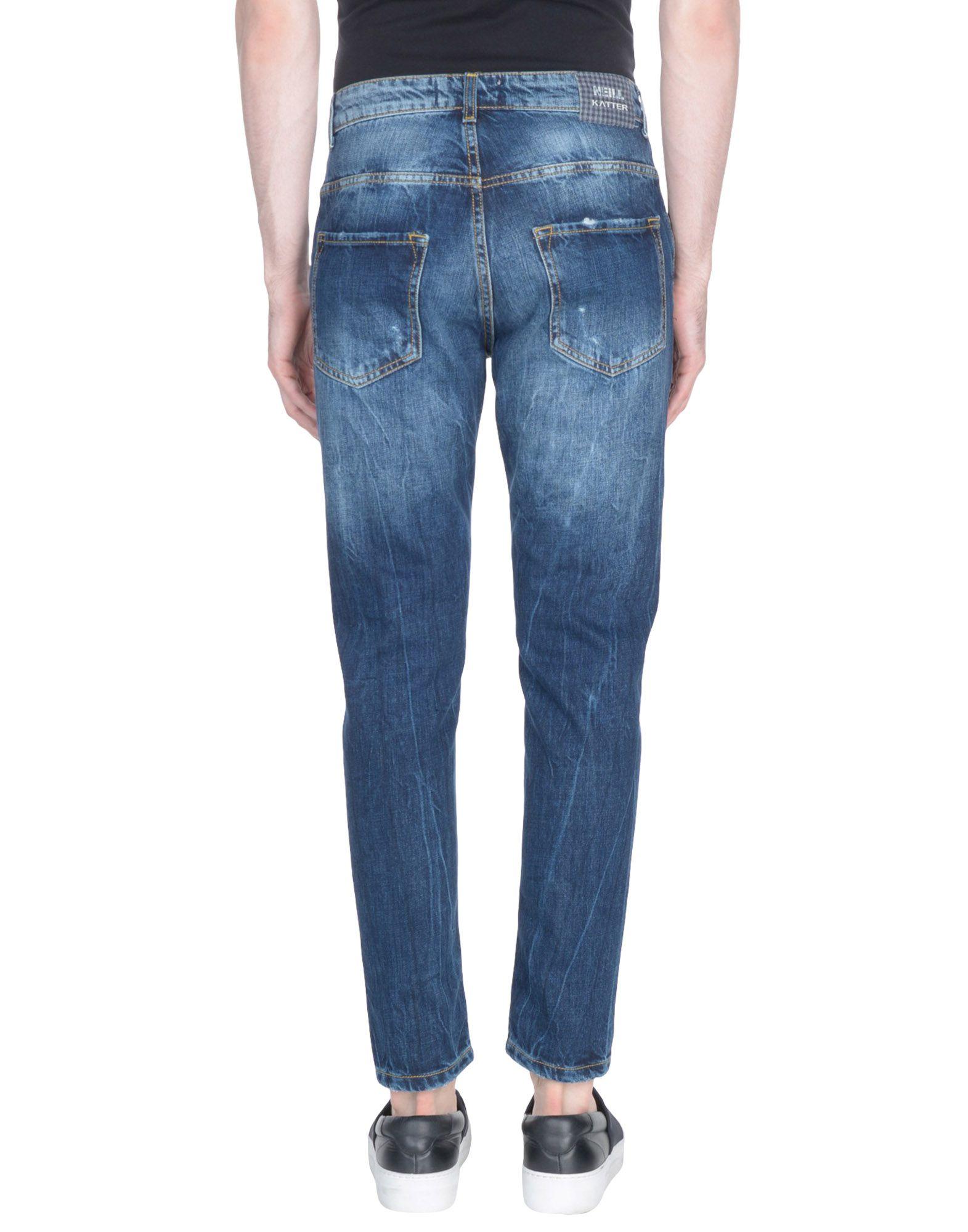 Pantaloni Jeans Jeans Jeans Neill Katter Uomo - 42673910NN 28e9d5