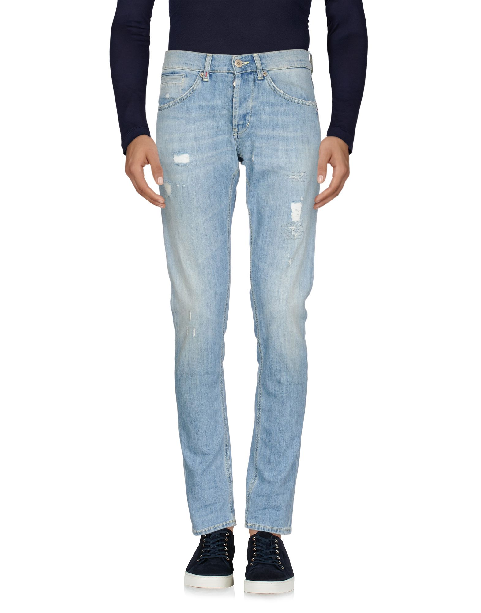 Pantaloni Jeans Dondup - Uomo - Dondup 42673921VE db67ff