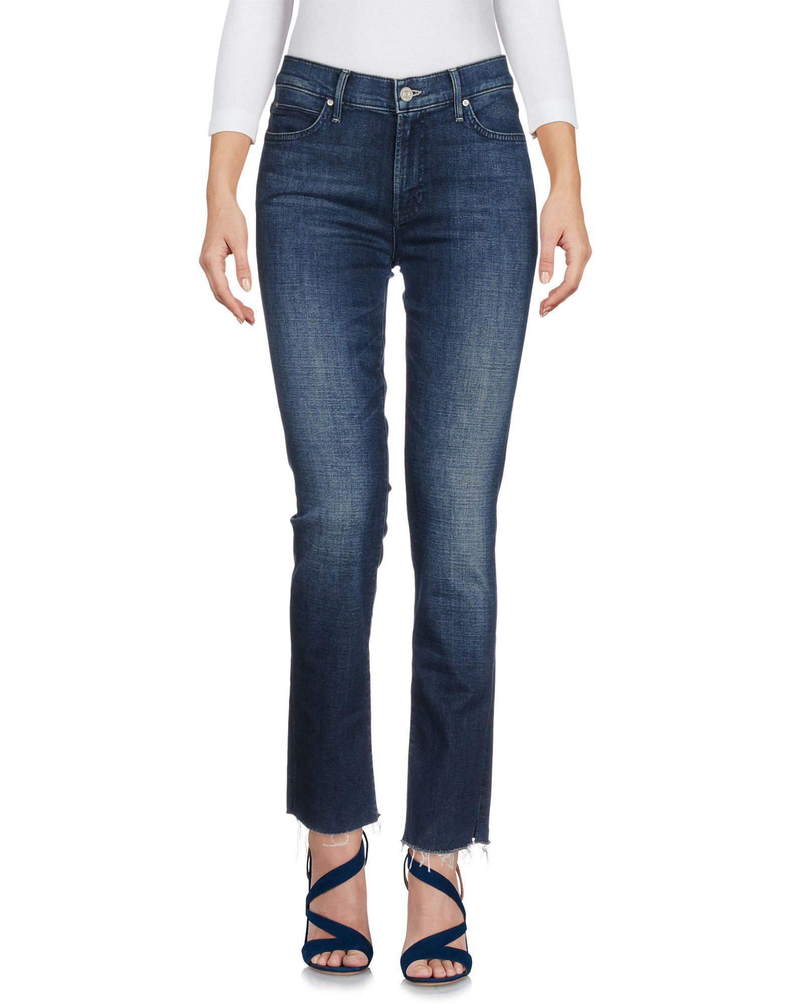 Pantaloni Jeans Mother donna donna - 42674125SG  um Ihnen einen angenehmen Online-Einkauf zu ermöglichen