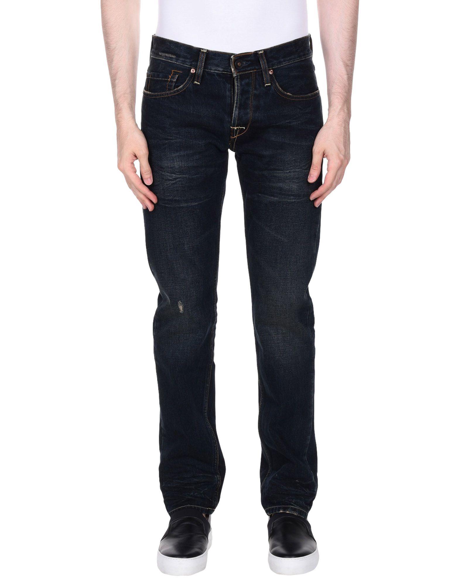 Pantaloni Jeans Genova Tela Genova Jeans Uomo - 42674593XT 57ab48