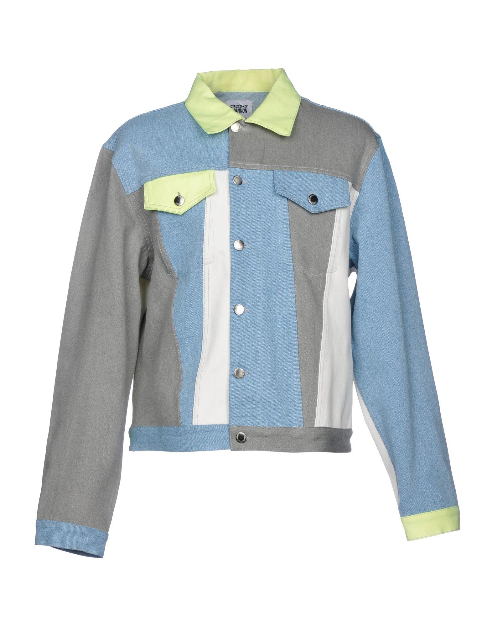 Giubbotto Jeans Christopher Shannon Donna - Acquista online su