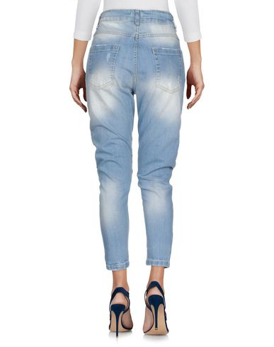 Berna Pantalon Jean En Bleu En Jean Pantalon Berna vqCC7Ew8