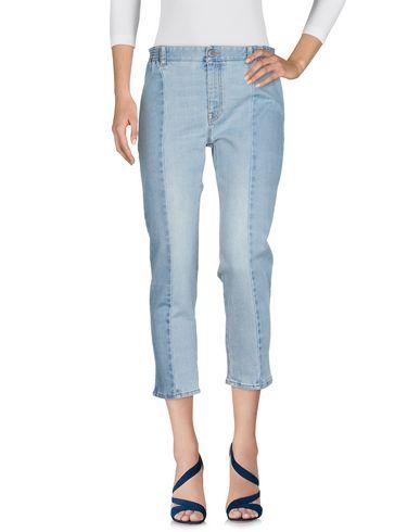 STELLA McCARTNEY - Denim trousers
