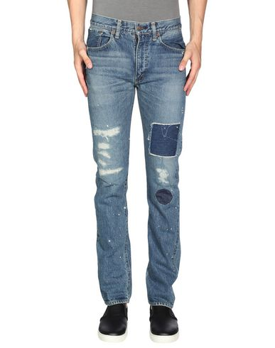 ORSLOW Denim Pants in Blue