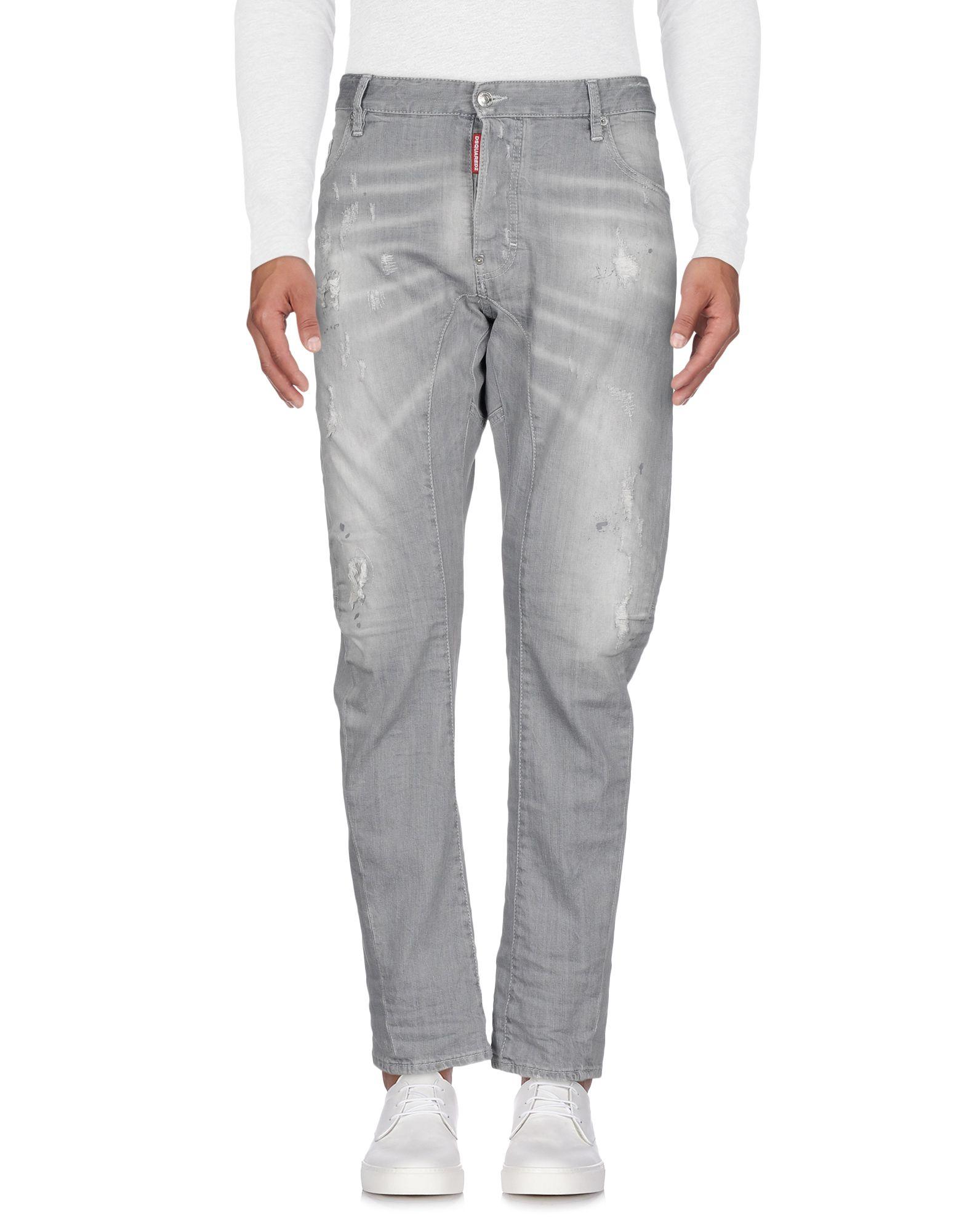 Pantaloni Jeans Dsquarot2 herren - 42675852CO