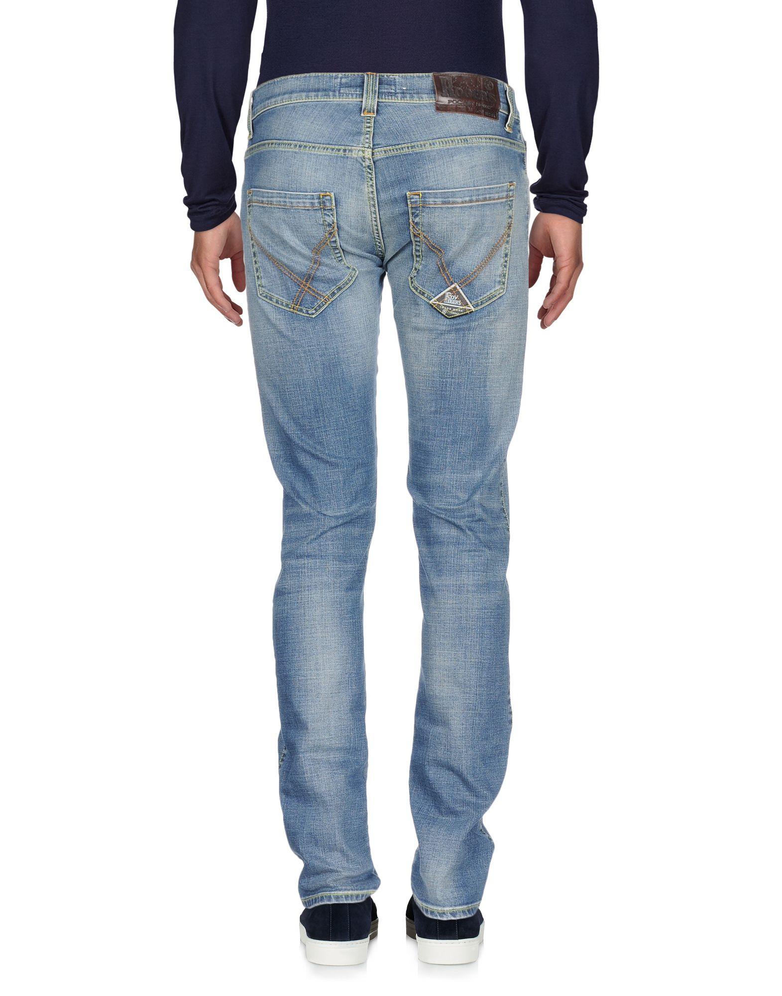 Pantaloni Pantaloni Pantaloni Jeans Ro  Roger's Uomo - 42676266HB 7da31a