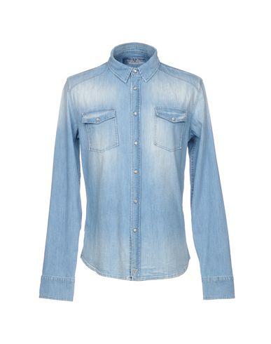 FIFTY FOUR Jeanshemd  Verkaufsschlager Perfekt Breite Palette Von 40jX6Po