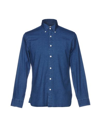 RED FLEECE by BROOKS BROTHERS Camisa vaquera