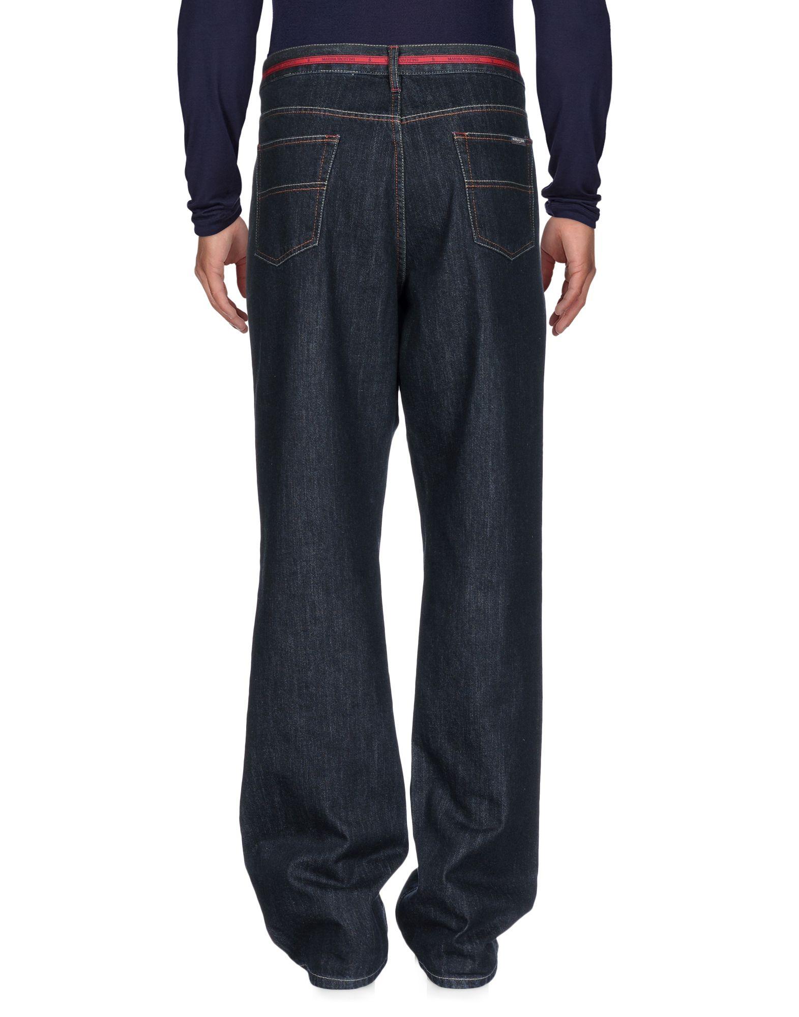 Pantaloni Jeans Jeans Jeans Marina Yachting Uomo - 42676412VB 99e4a5