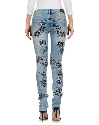 Philipp Plein Jeans billig for salg ybIPUyu
