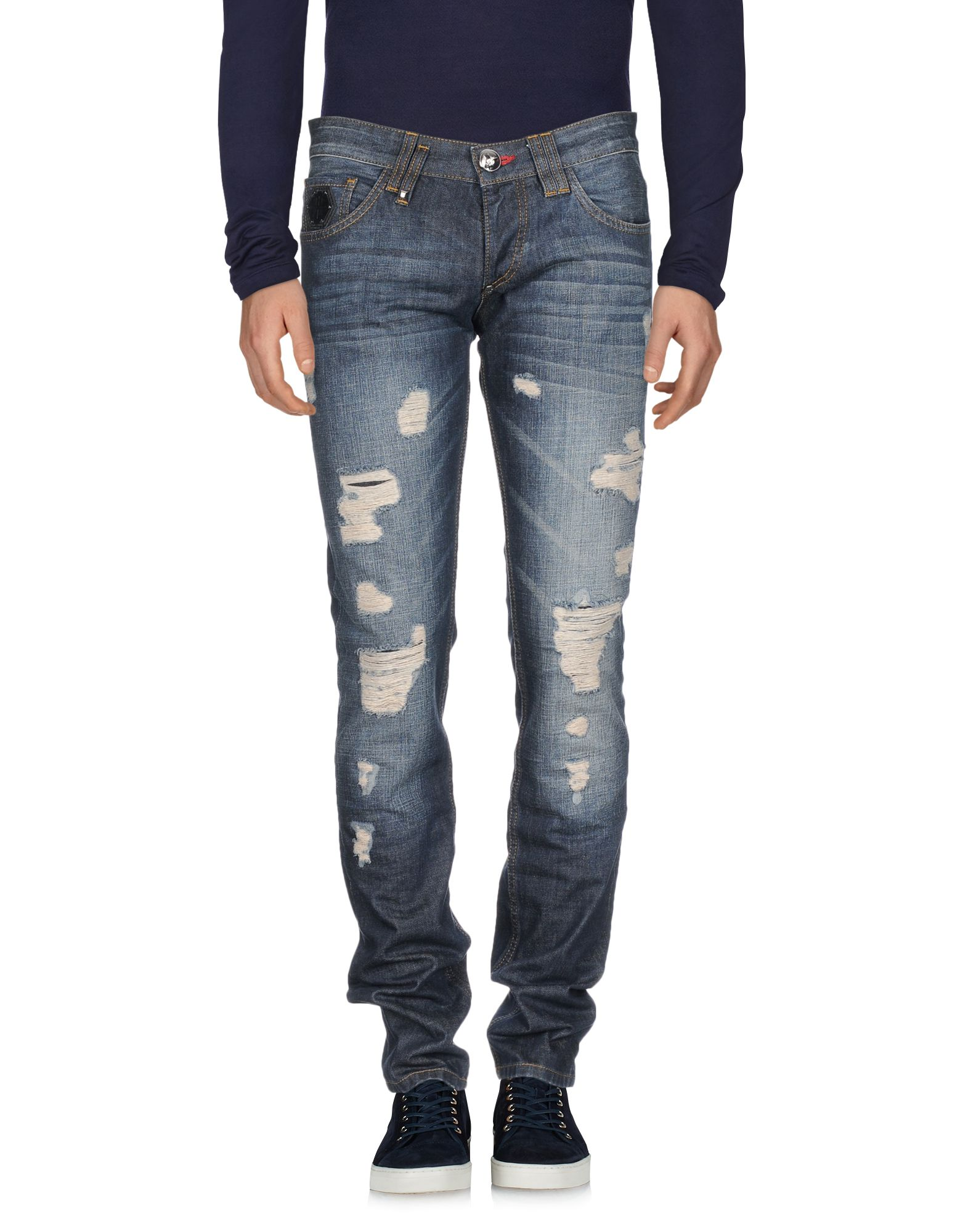 Pantaloni Jeans 42676828SA Philipp Plein Uomo - 42676828SA Jeans 4425ed