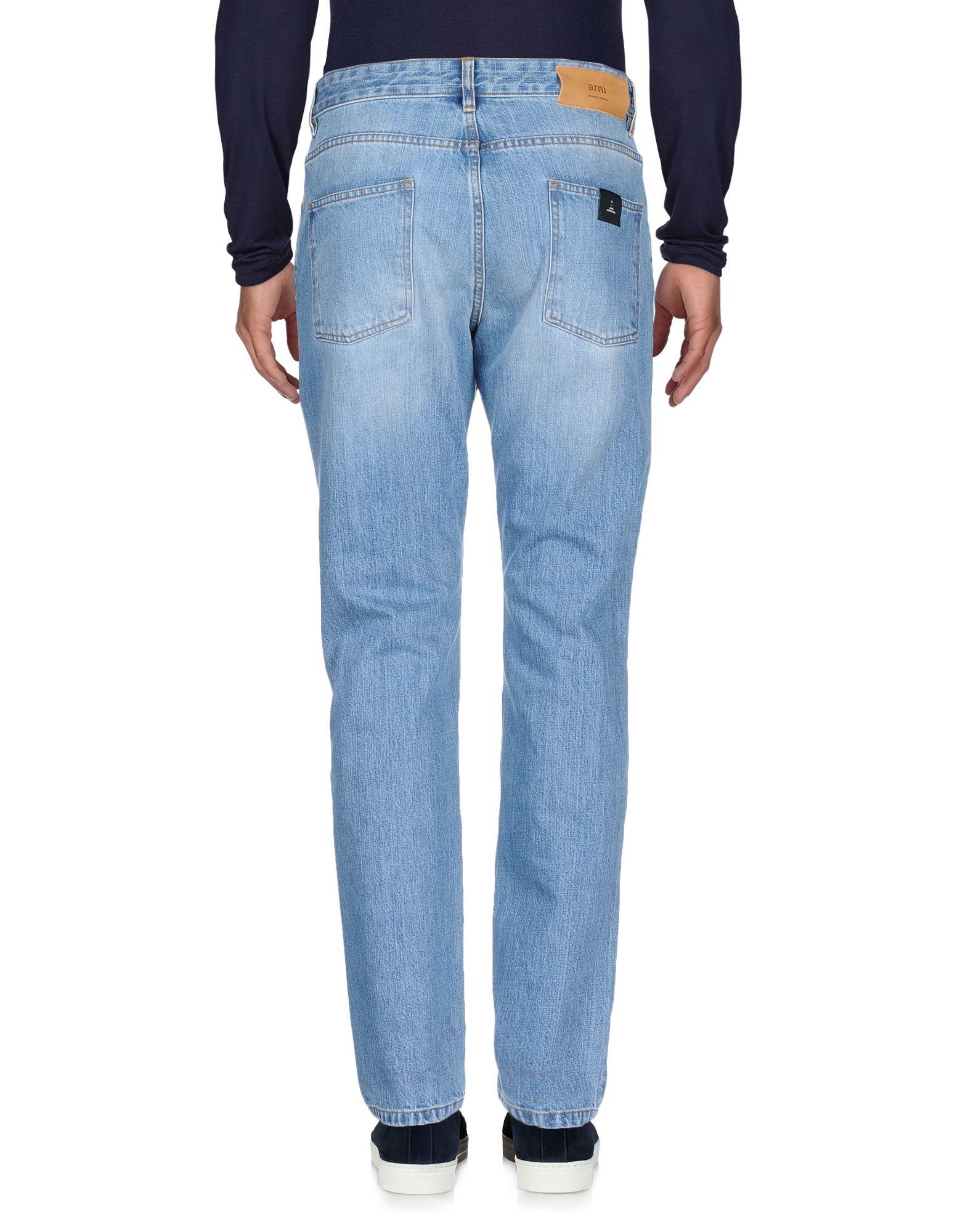 Pantaloni Alexandre Jeans Ami Alexandre Pantaloni Mattiussi Uomo - 42677025RC 7f4f5b