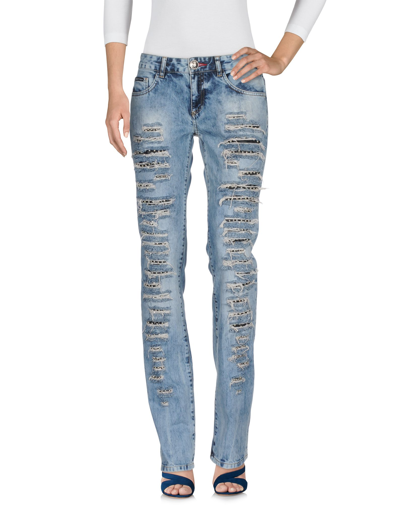Pantaloni Jeans Philipp Plein damen - 42677259TM
