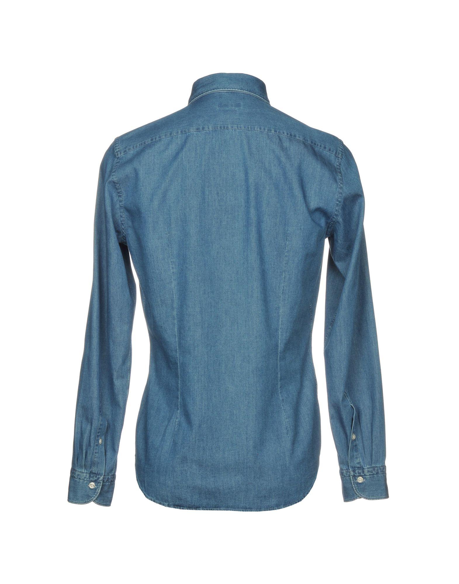 Camicia Jeans Jeans Camicia Bonser Uomo - 42677639UC 9a7560