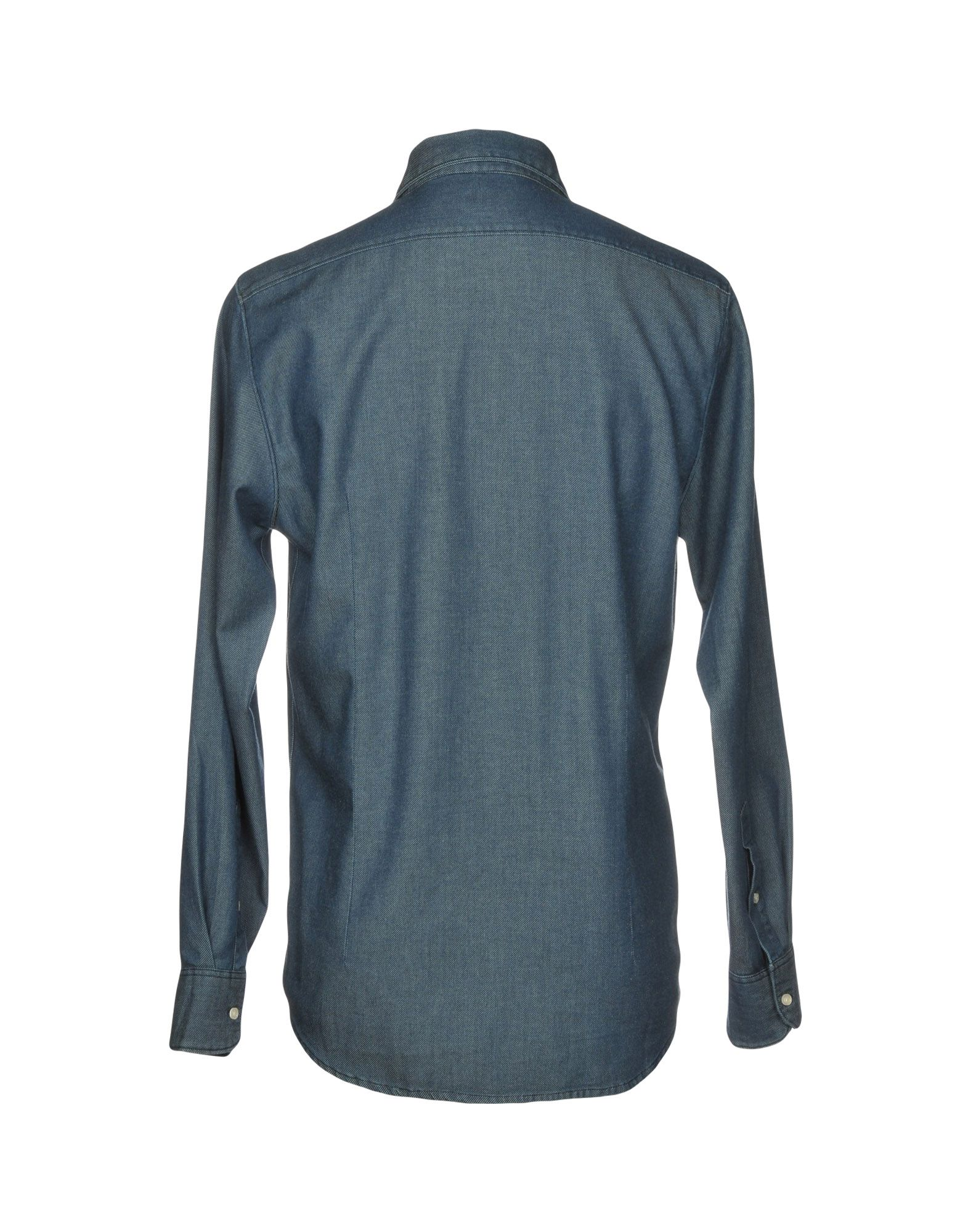 Camicia Camicia Camicia Jeans Deperlu Uomo - 42677684WL e97df2