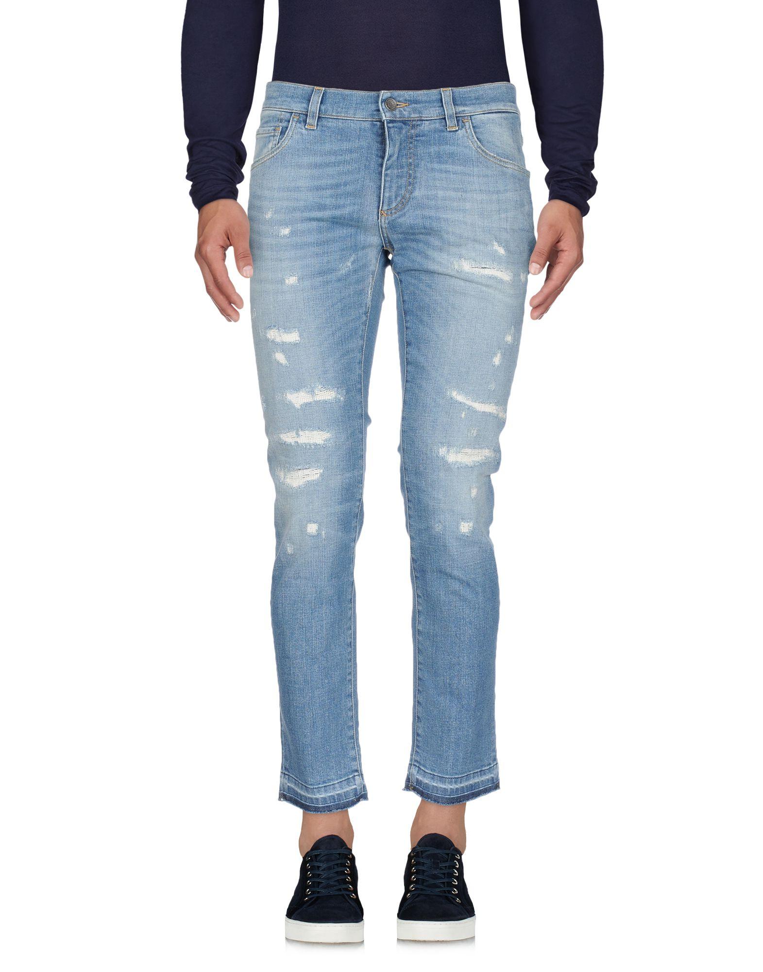 Pantaloni Jeans Dolce & - Gabbana Uomo - & 42677811JL 118402