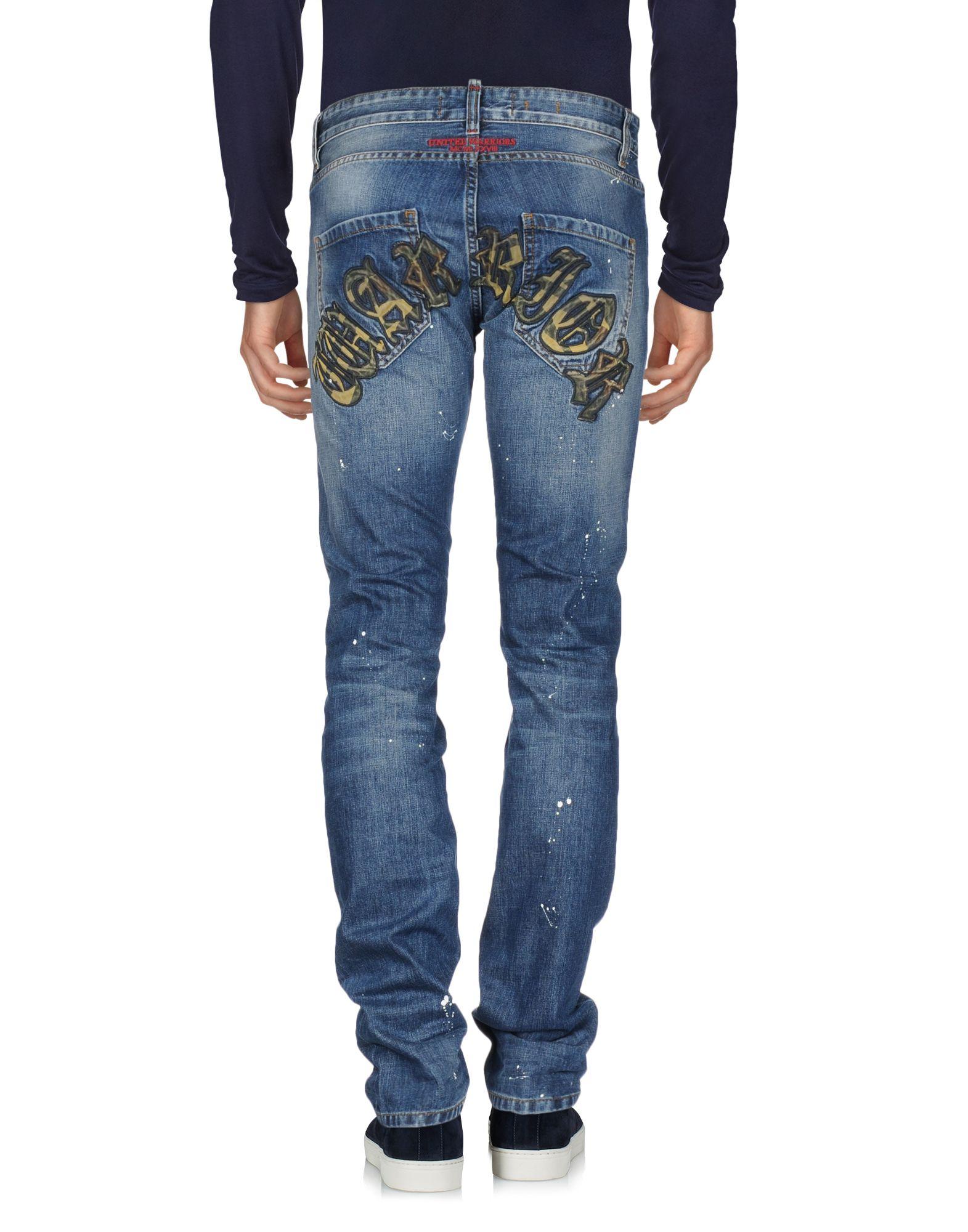 Pantaloni Jeans Plein Philipp Plein Jeans Uomo - 42677857JS e5efd2