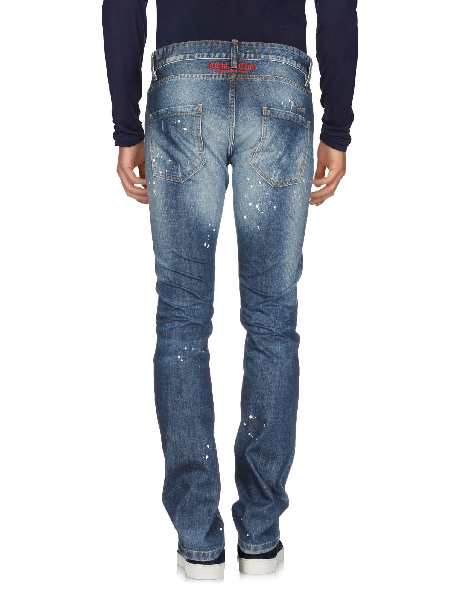 Pantaloni Jeans Philipp Plein - Uomo - Plein 42677945HM 465e0e