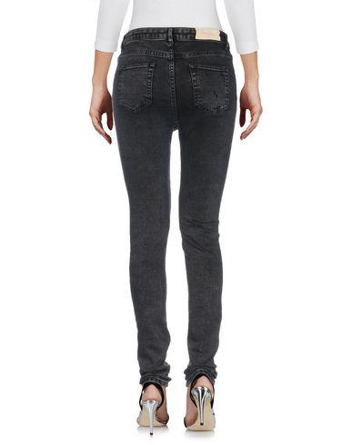 Jean En jeans Iro Pantalon Noir xZCOqZAwn