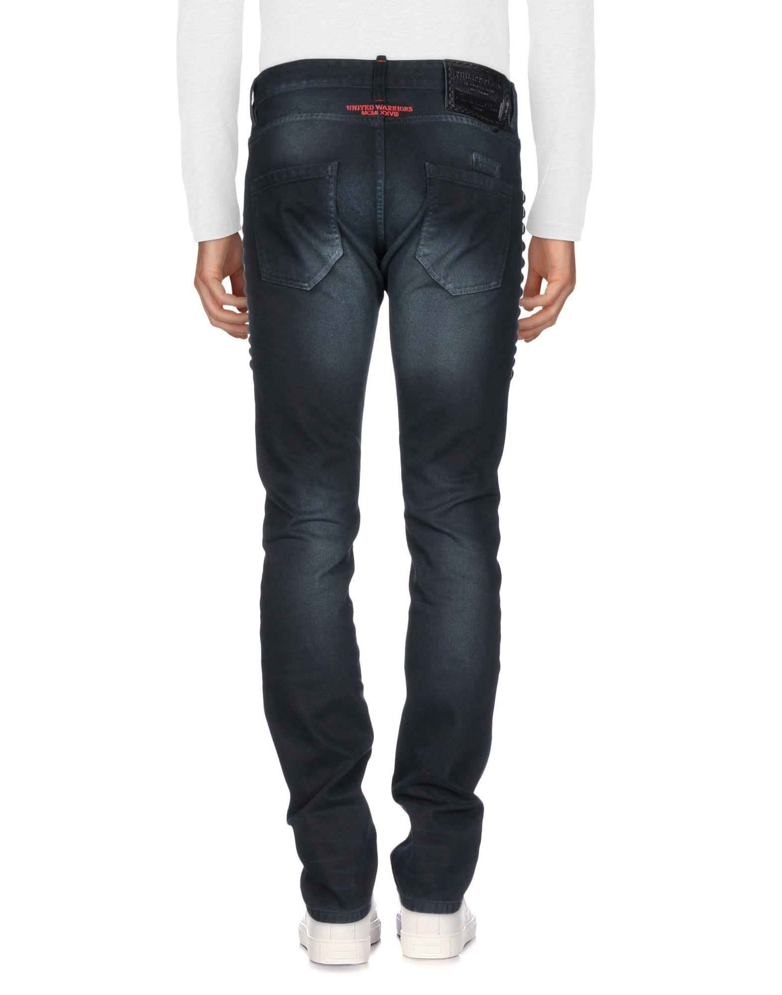 Pantaloni Philipp Jeans Philipp Pantaloni Plein Uomo - 42678323OF 33ee47