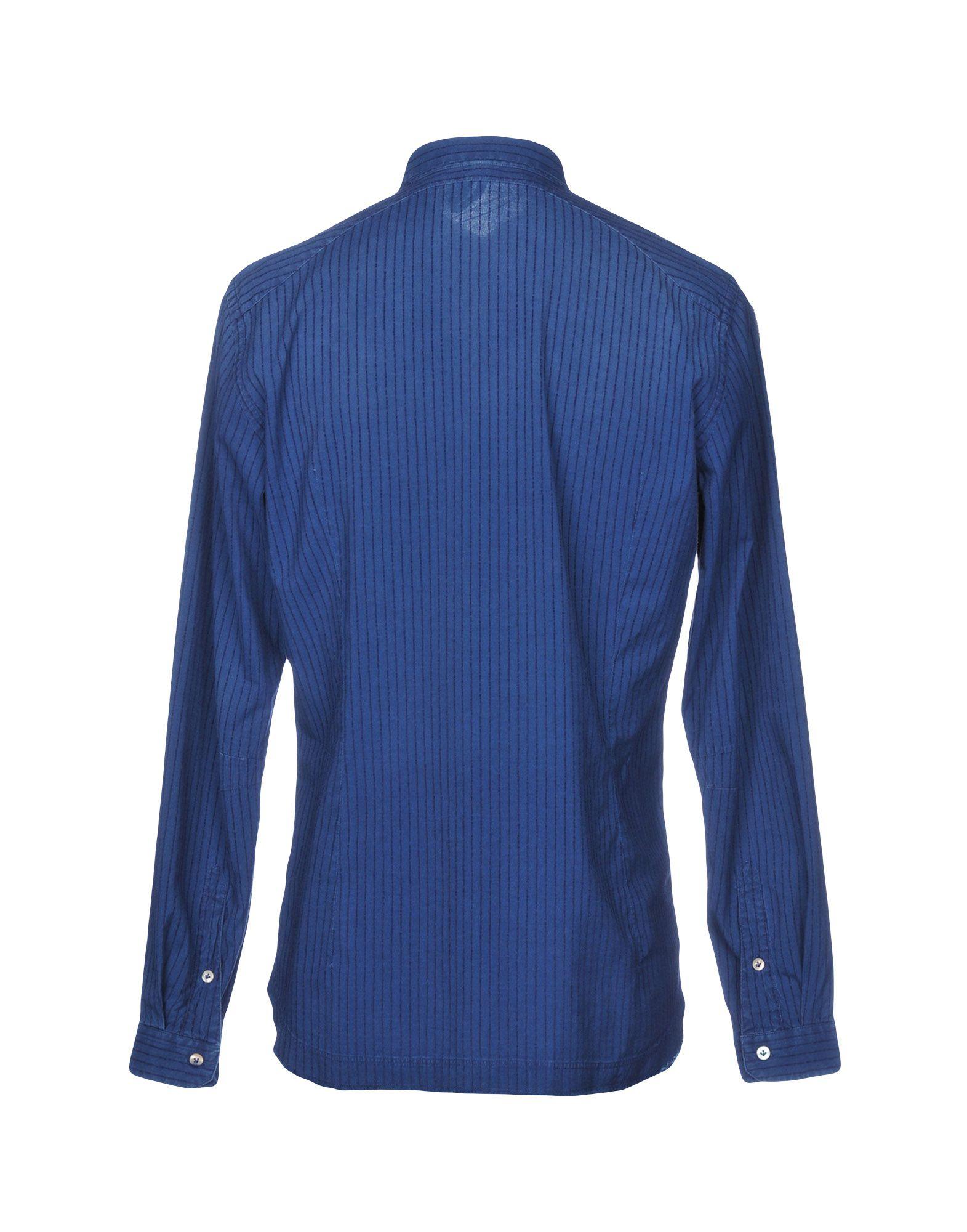 Camicia Jeans Jeans Camicia Dnl Uomo - 42678629QU 334c2e