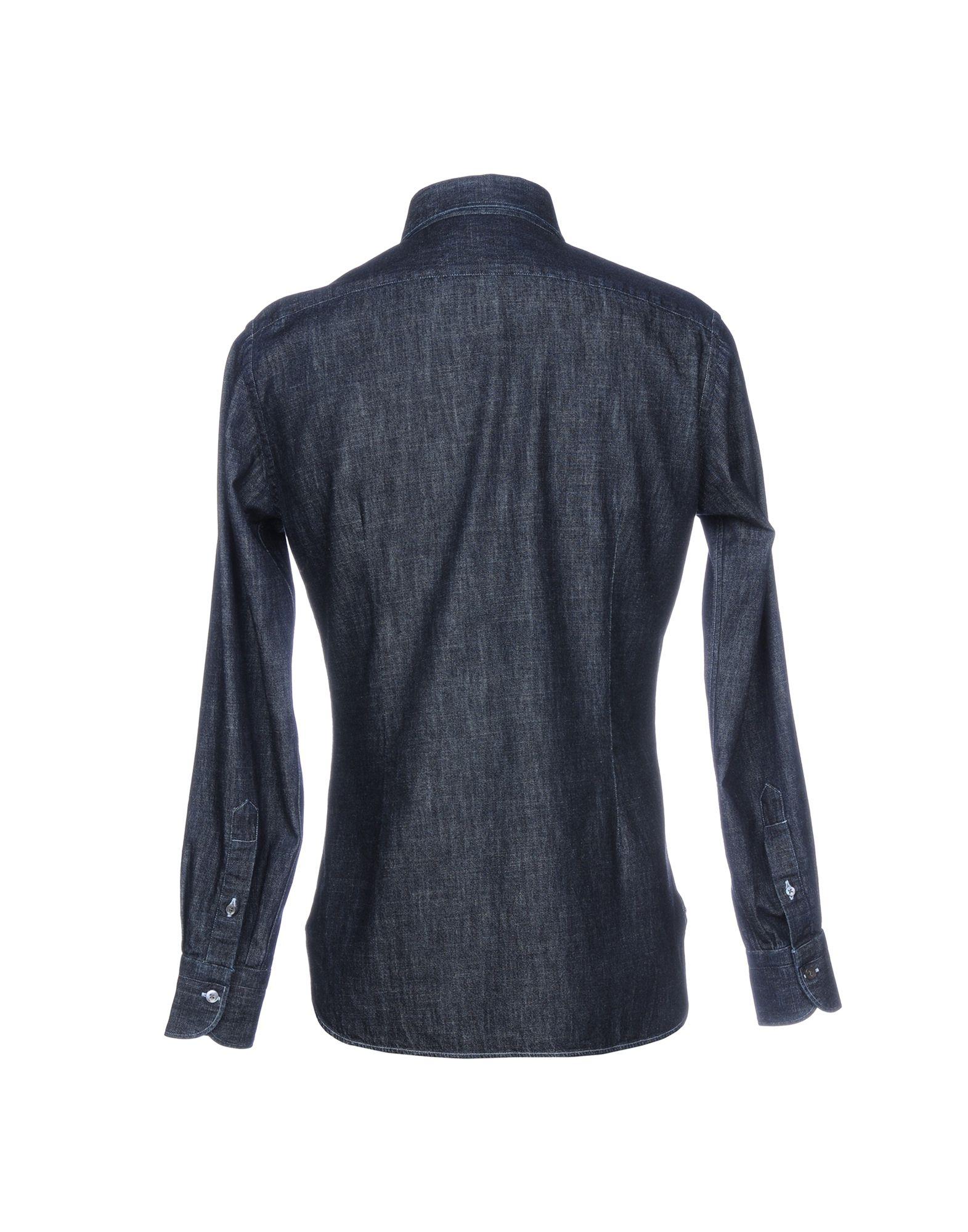 Camicia Jeans Scaglione Uomo City Uomo Scaglione - 42678796PQ b63516