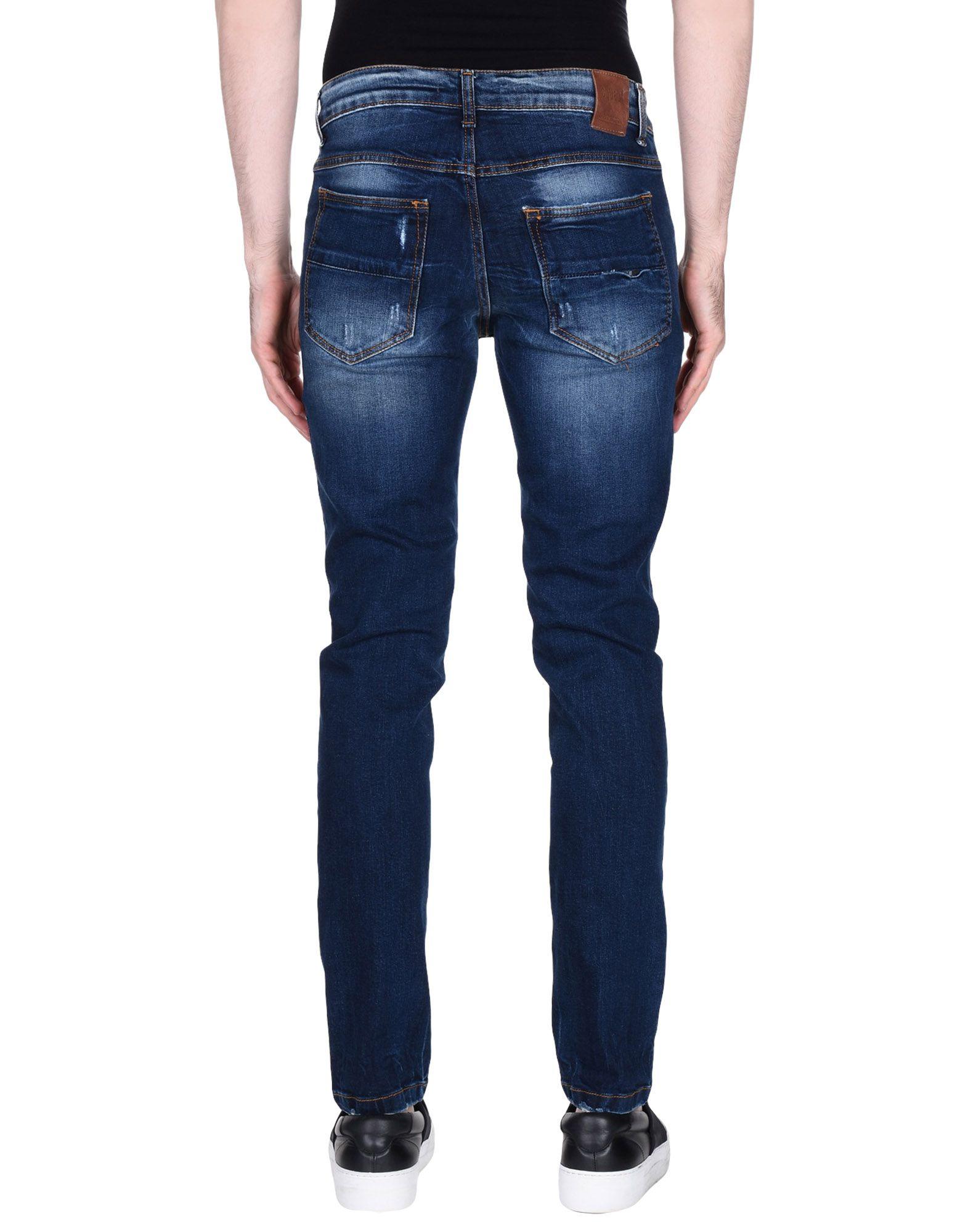 Pantaloni Jeans Squad2 Uomo Uomo Squad2 - 42679855SS 8960ce
