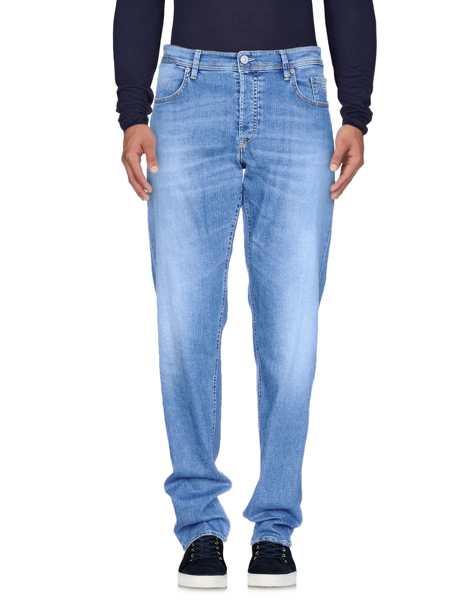 Pantaloni Pantaloni Pantaloni Jeans Siviglia Uomo - 42680744KU 572571