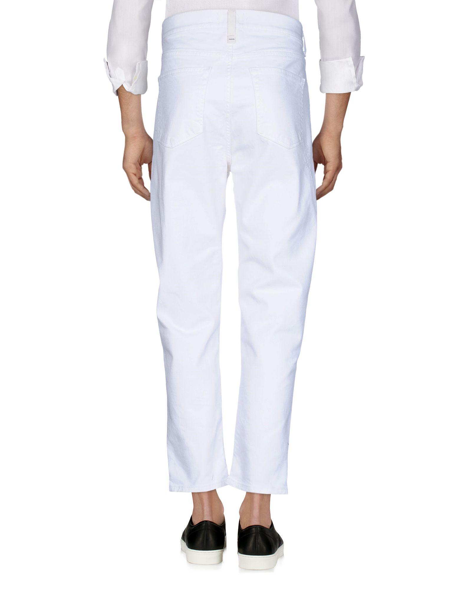 Pantaloni 42681067FP Jeans Amish Uomo - 42681067FP Pantaloni 4ebc7a