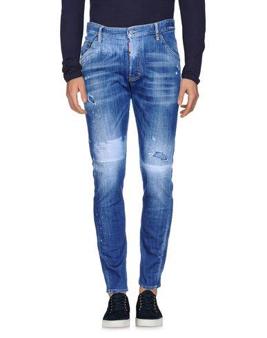 Pantaloni Jeans Dsquared2 Uomo - Acquista online su YOOX - 42681356EV 22d495228515