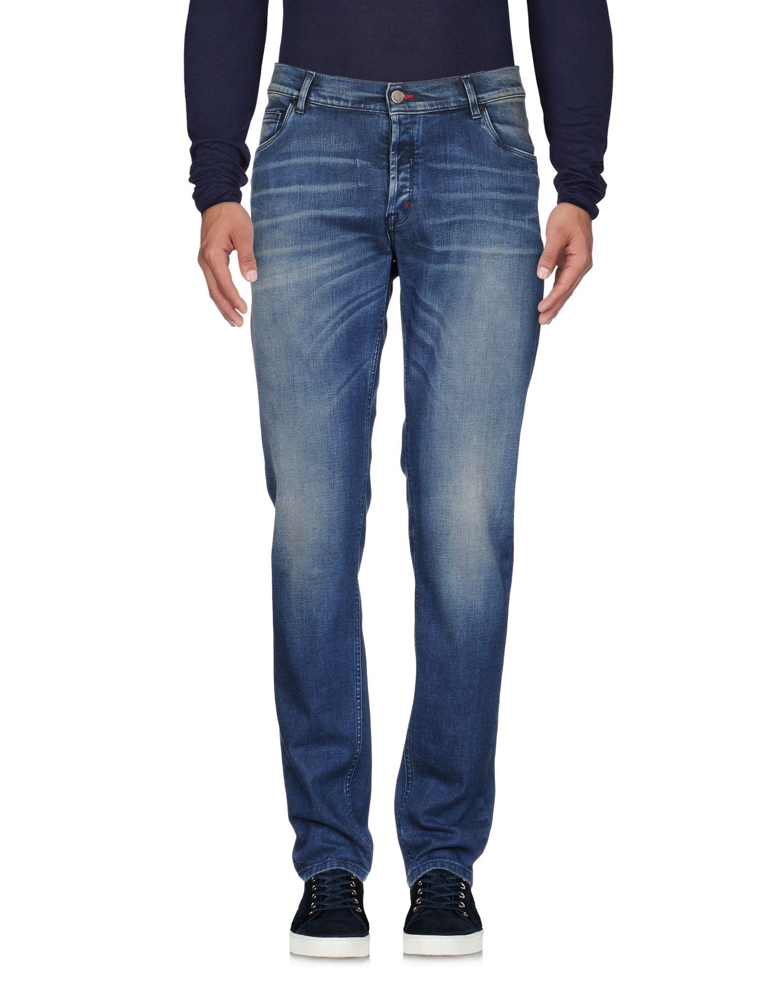 Pantaloni Jeans Jeans Pantaloni Daniele Alessandrini Homme Uomo - 42681840AV 514961
