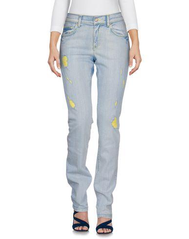 Pantalon En Jean Versace Jeans Femme - Pantalons En Jean Versace ... 82c41279912