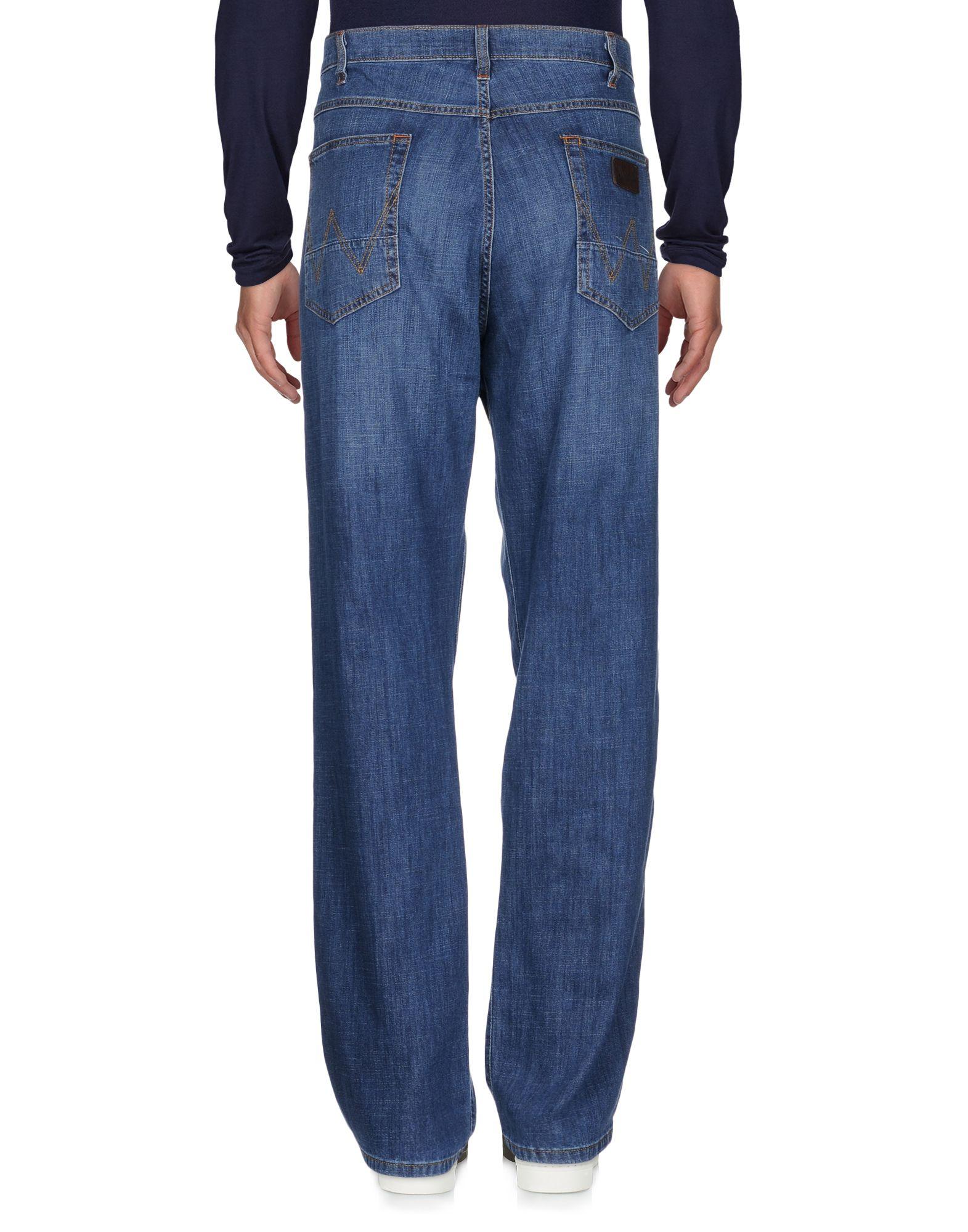 Pantaloni Uomo Jeans Wrangler Uomo Pantaloni - 42681959EA baa9c6