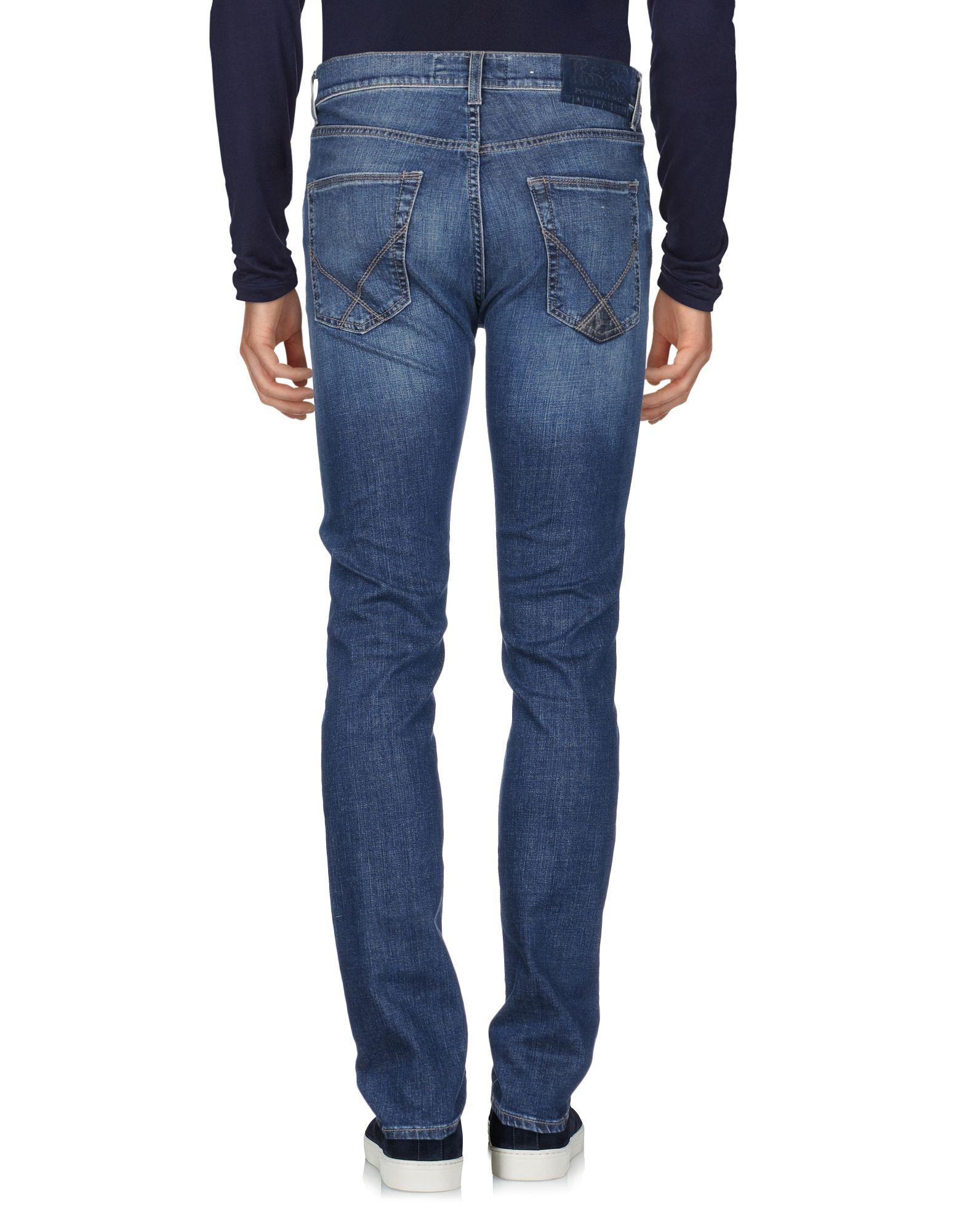 Pantaloni Jeans Ro  Roger's Uomo 42682101BK - 42682101BK Uomo 025e21